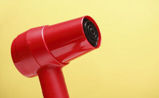 new ways to use hair dryer, appliances