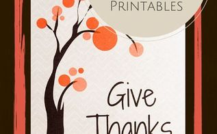 free thanksgiving printables, crafts, seasonal holiday decor, thanksgiving decorations