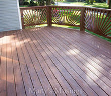 deck remodel ideas, decks, diy, outdoor living, paint colors, painting