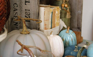 paint annie sloan fall decor ideas, chalk paint, crafts, halloween decorations, seasonal holiday decor