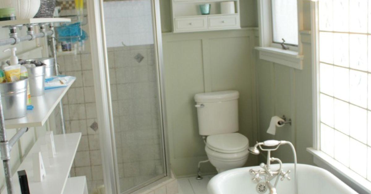 Colorful and bright bathroom makeover hometalk - Refreshingly bright bathroom ideas colorful decorations ...