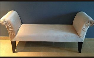 reupholstering a chaise longue ideas, diy, painted furniture, repurposing upcycling, rustic furniture, reupholster