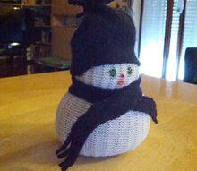 snowman craft project, crafts