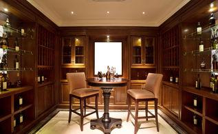 how to create perfect wine cellar lighting, home improvement, lighting