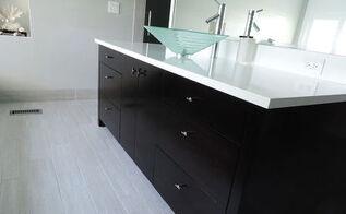 attic to master bath transformation, bathroom ideas, home improvement