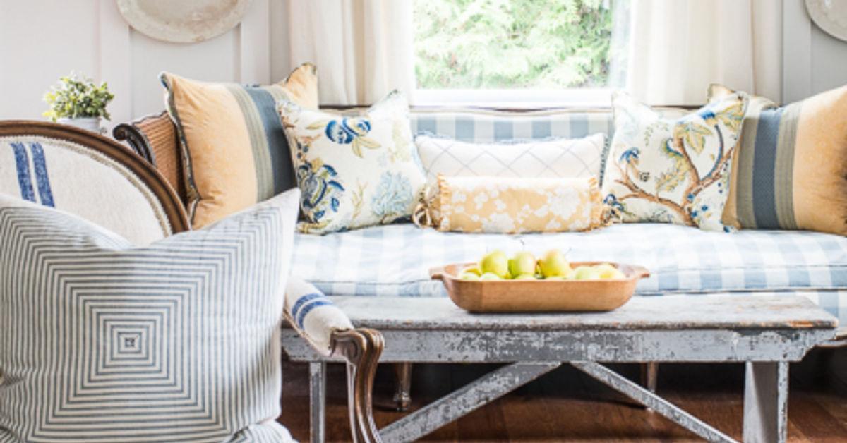 new family room pillows | hometalk