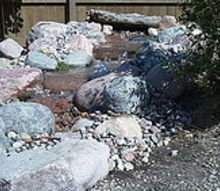 portage pondless waterfall, ponds water features