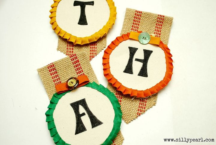 How to make a thanksgiving embroidery hoop banner hometalk