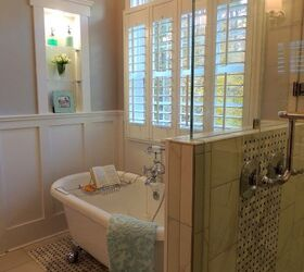 Master Bath Remodel Pictures I Hope You Enjoyed Touring My Urban - Bathroom remodeling lexington ky