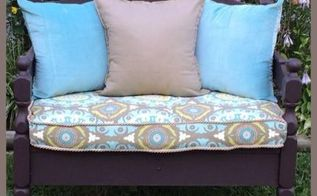 bench cushion ideas