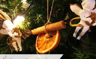 how to make orange pomanders for christmas, christmas decorations, home decor