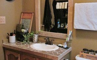 bathroom makeover, bathroom ideas, home decor