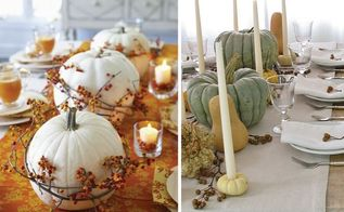 thanksgiving table decor ideas, seasonal holiday decor, thanksgiving decorations