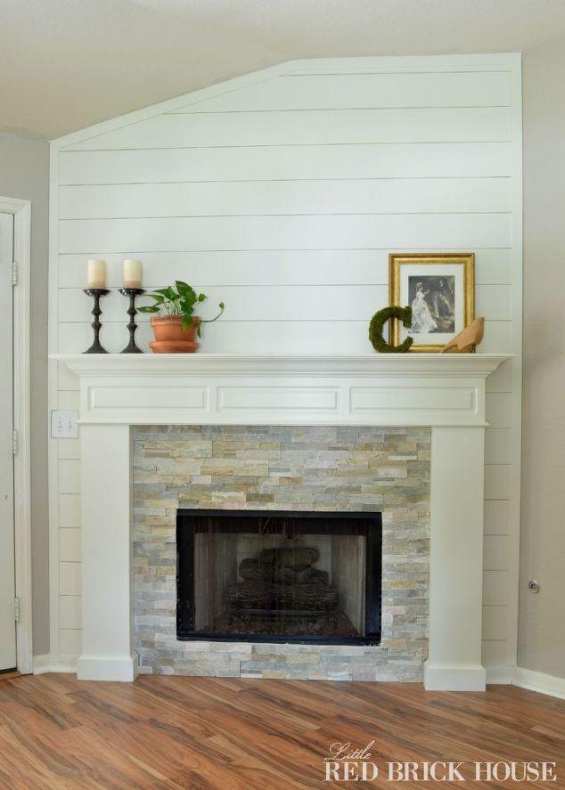 Fireplace Makeover Idea | Hometalk