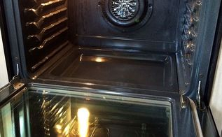 how to properly clean your oven, appliances, cleaning tips