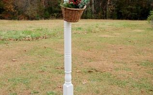 upcycle ideas for porch post, repurposing upcycling