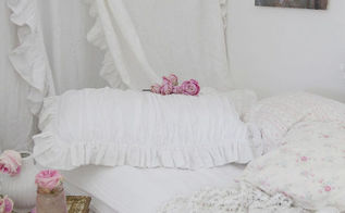 how to set up a spare room with shabby chic style, bedroom ideas, shabby chic