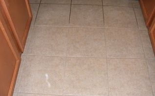 tips on cleaning wet grouting, cleaning tips, tiling