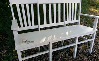 Chair Bench Hometalk