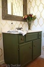 a stunning bathroom makeover anyone can pull off, bathroom ideas, painting
