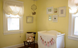 decor ideas for a yellow green blue nursery, bedroom ideas, home decor, paint colors, shabby chic