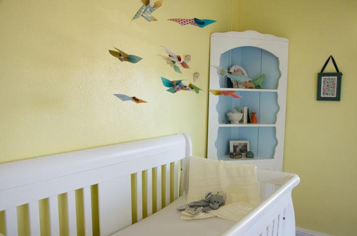 Decor Ideas For A Yellow Green Blue Nursery Hometalk