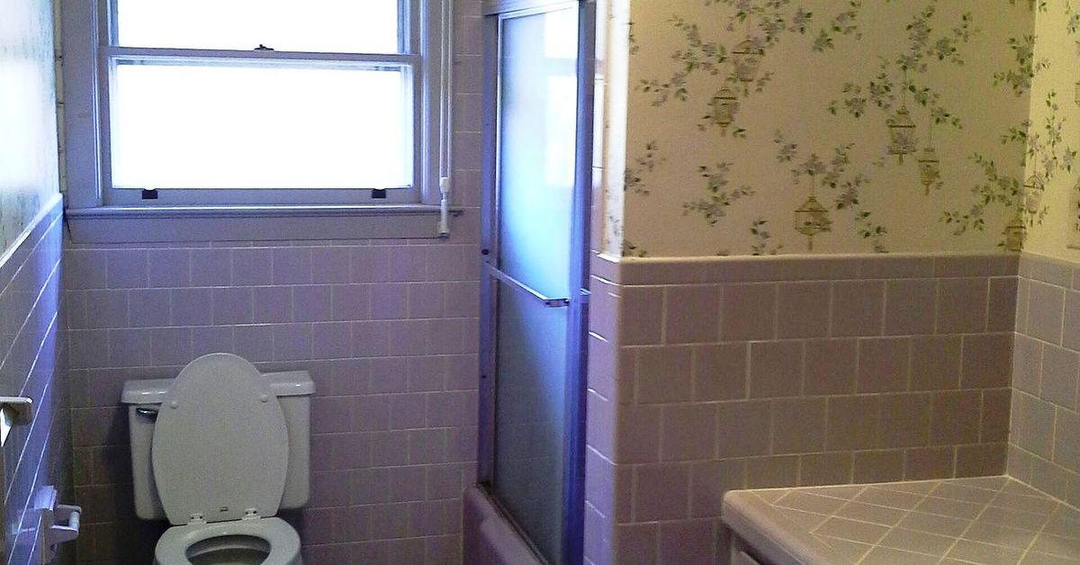 1960s Lavender Bathroom Remodel Suggestions Hometalk
