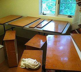 Simple Inexpensive Updates To 1950s Kitchen, Home Improvement, Kitchen  Design