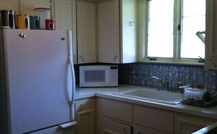 simple inexpensive updates to 1950s kitchen, home improvement, kitchen design