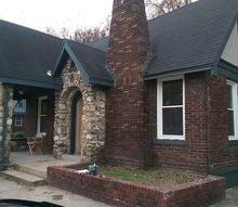 house redo in memphis tn, curb appeal, paint colors, painting, After