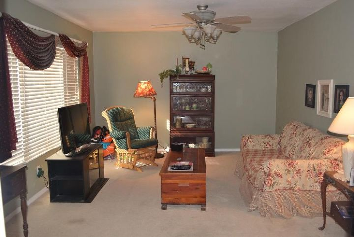 Living Room Remodel Idea | Hometalk