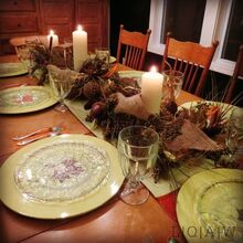 thanksgiving tablescape with whimsy and warmth elements, seasonal holiday decor, thanksgiving decorations
