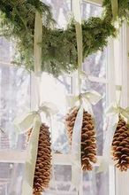ideas for decorating windows for christmas, christmas decorations, seasonal holiday decor, windows
