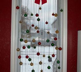 Decorating Ideas > DIY Christmas Window Decoration  Hometalk ~ 141228_Christmas Decorating Ideas For Large Windows