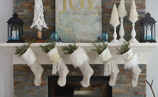 a teal green vintage inspired christmas home tour, home decor
