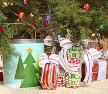 how to organize christmas wrapping supplies, christmas decorations, organizing, seasonal holiday decor
