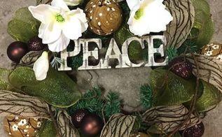 chevron tree decorate your tree like a pro, christmas decorations, seasonal holiday decor