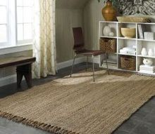 q what is the perfect rug size for a large room, flooring, home decor, living room ideas