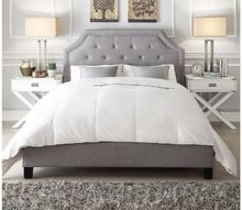 q what style is this bed, bedroom ideas, home decor