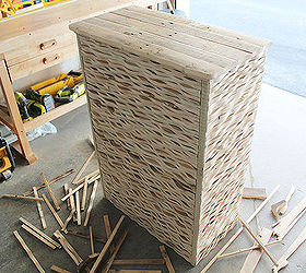 How to makeover cheap particle board furniture Hometalk