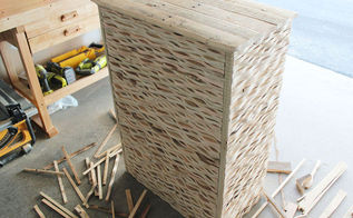 how to makeover cheap particle board furniture, painted furniture