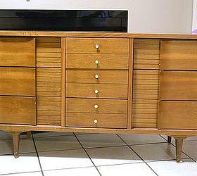 Mid Century Modern Dresser For Sale Makeover Painted Furniture Hardware  Cabinet