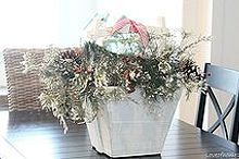 how to decorate the kitchen for christmas, christmas decorations, kitchen design