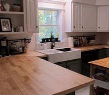 kitchen redo ideas using white paint, countertops, kitchen backsplash, kitchen cabinets, kitchen design, paint colors