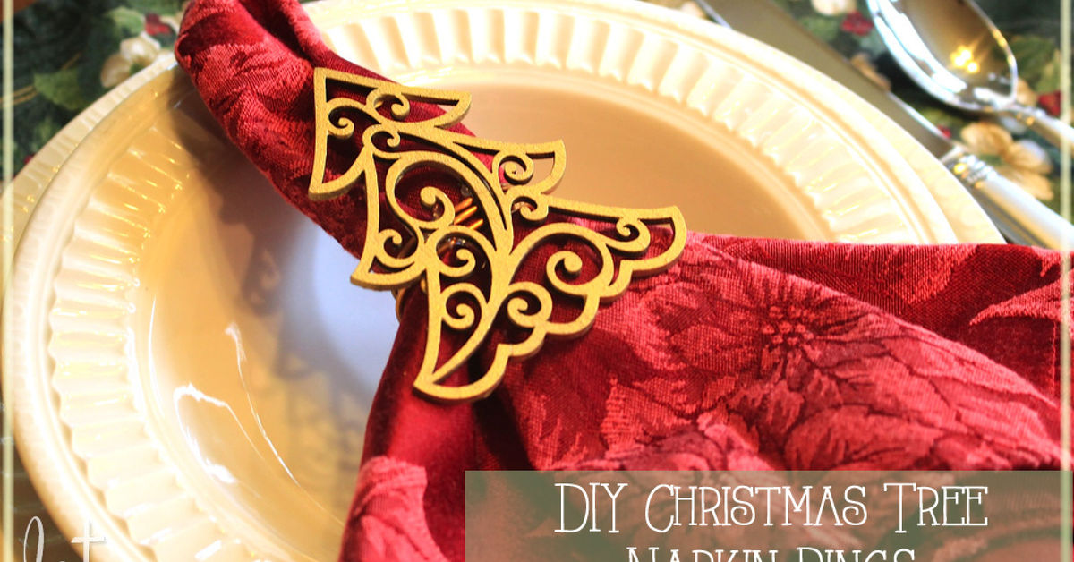 Diy Holiday Napkin Rings Hometalk