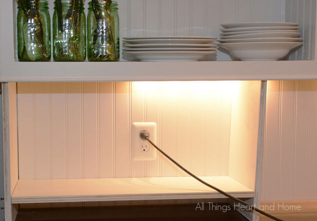 Narrow Countertop Microwave : built in cupboard w a microwave cubby, appliances, kitchen cabinets ...
