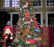 how to make a texas themed christmas tree, christmas decorations, crafts, seasonal holiday decor