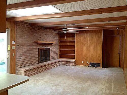 make a chalkboard wall on 60 39 s wood paneling hometalk. Black Bedroom Furniture Sets. Home Design Ideas