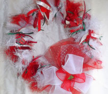 ideas for christmas wreaths, christmas decorations, crafts, seasonal holiday decor, wreaths