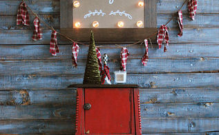 diy christmas marquee sign with clear ornaments, christmas decorations, crafts, seasonal holiday decor, woodworking projects